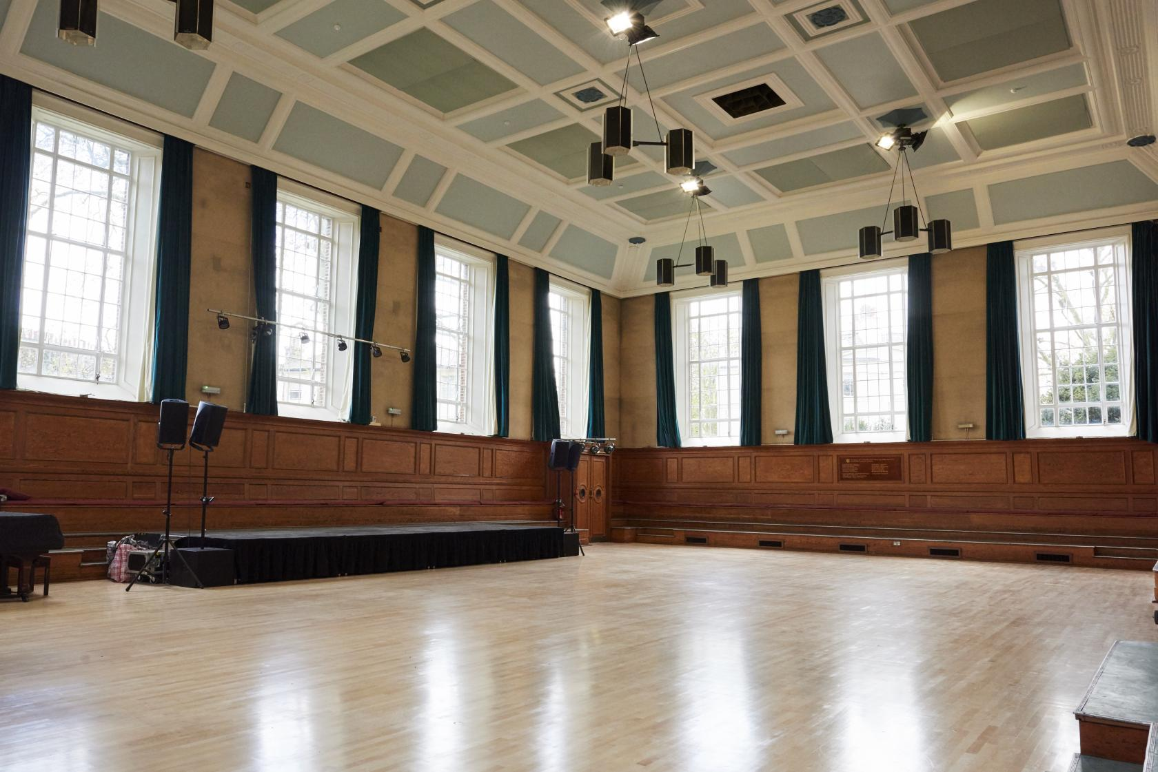 Kennedy Hall Cecil Sharp House Event Venue Hire