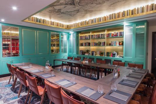 Top 10 Meeting Rooms For Hire Near Bank Station London