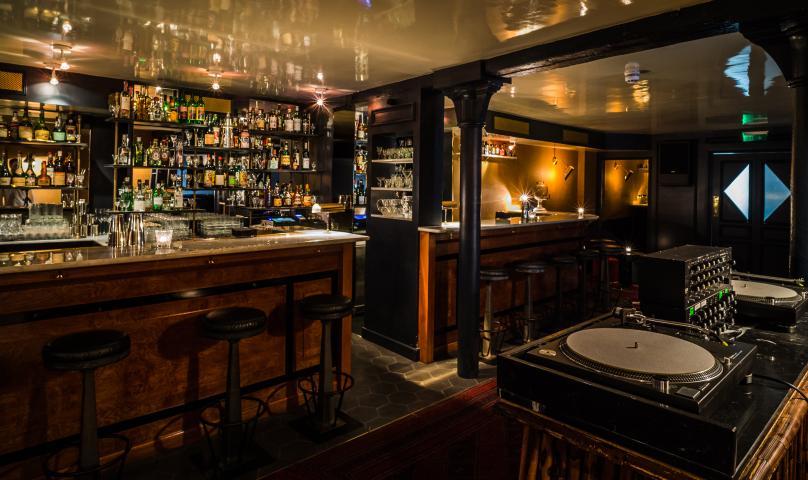 Bar at Joyeux Bordel #2