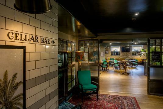 Cellar Bar