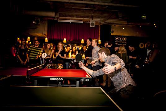 Ping Pong Xmas