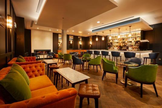 The Chaplin Bar