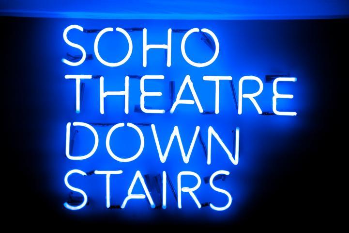 at Soho Theatre #2