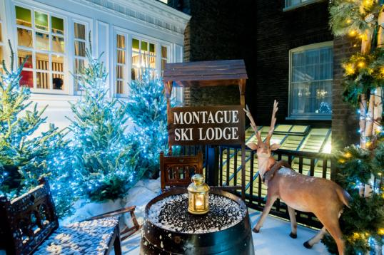Book Weddings At The Montague At The Montague On The