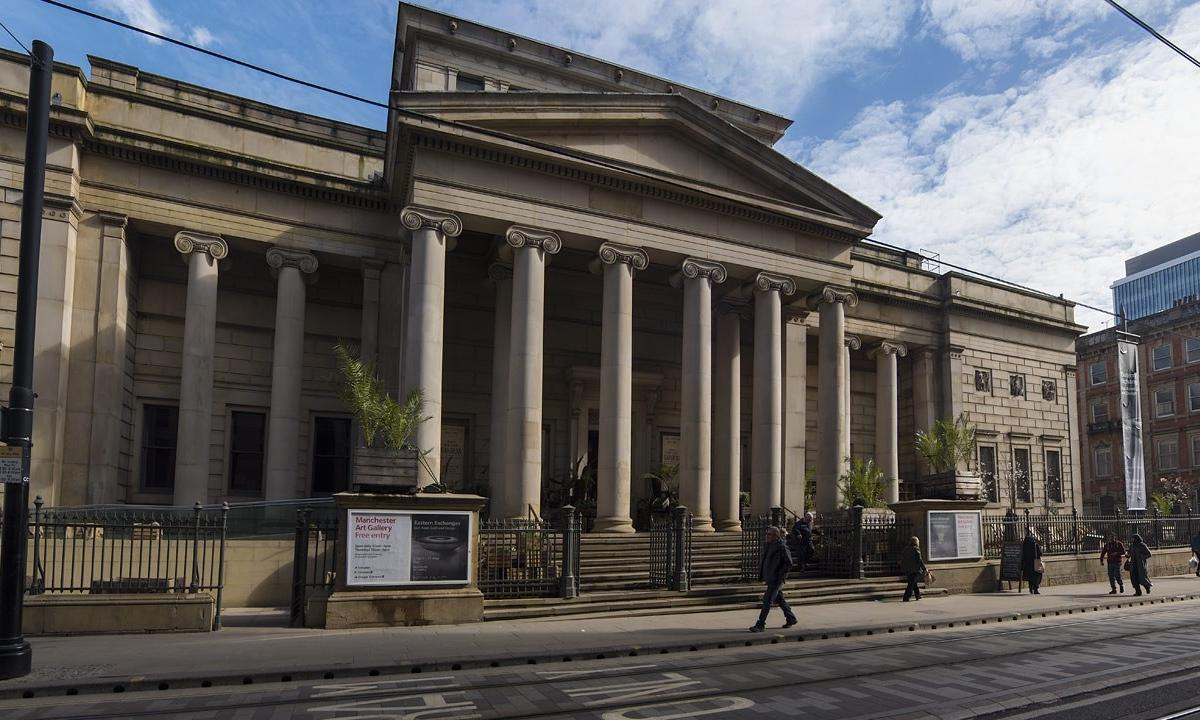 Manchester Art Gallery Event Venue Hire Manchester