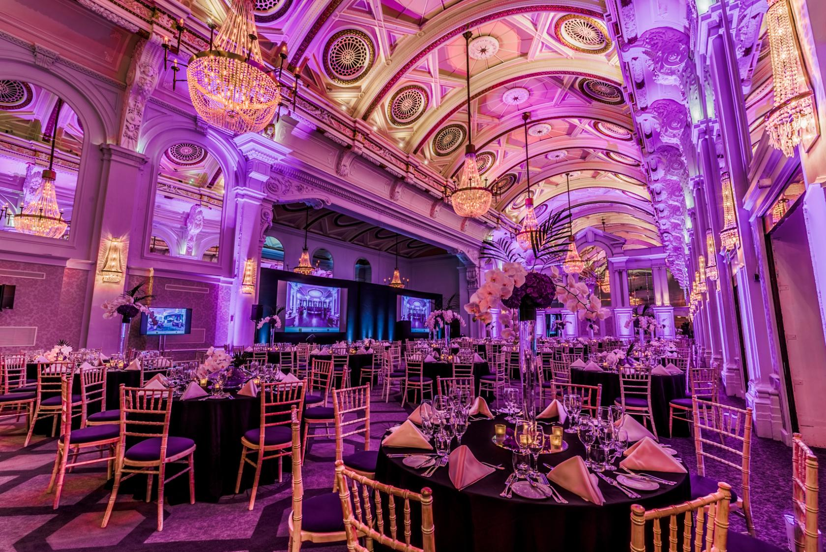 The Grand Connaught Rooms London Location