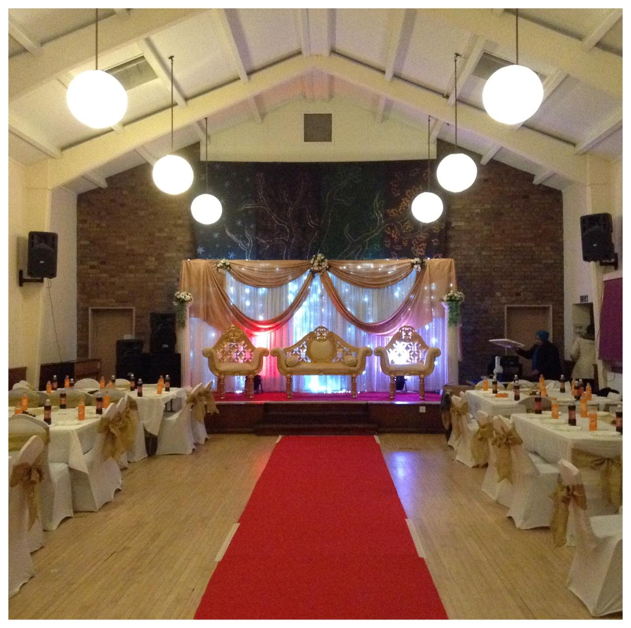 Large Hall Islington Upper Street Event Venue Hire