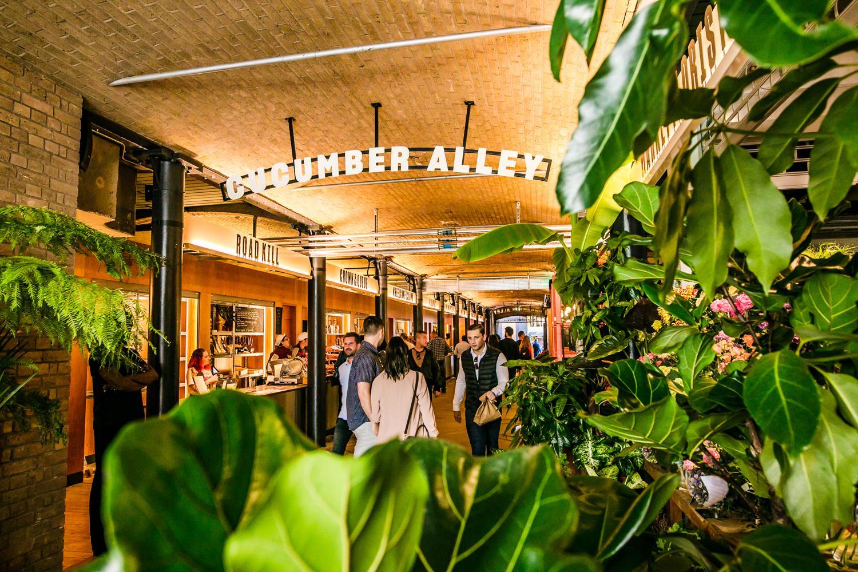 The Bookshop - Seven Dials Market - Event Venue Hire