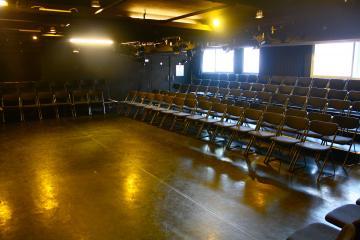 at Soho Theatre #3