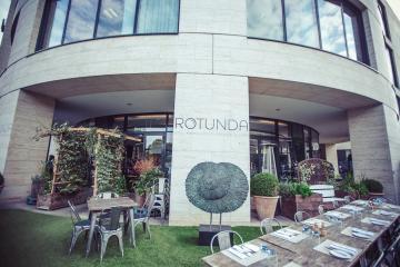 at Rotunda Bar and Restaurant #4