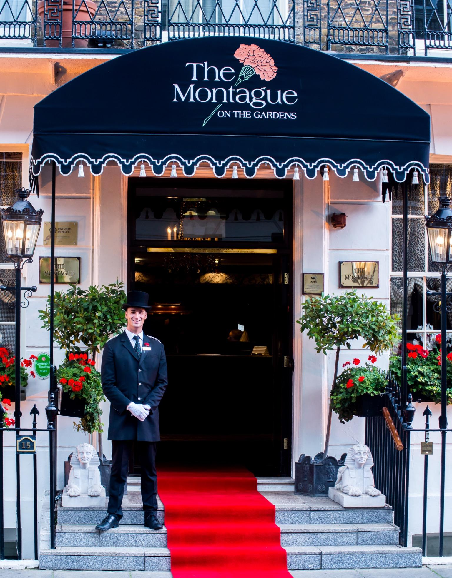 The montague on the gardens for private venue hire for The montague