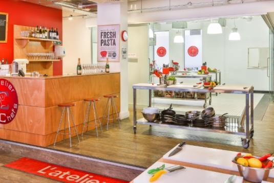 L Atelier Des Chefs St Paul S Event Venue Hire London