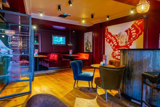 The Stolichnaya Lounge