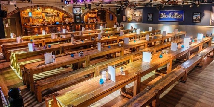 The Bierkeller Manchester