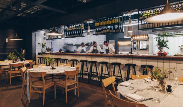 Ekte Nordic Kitchen