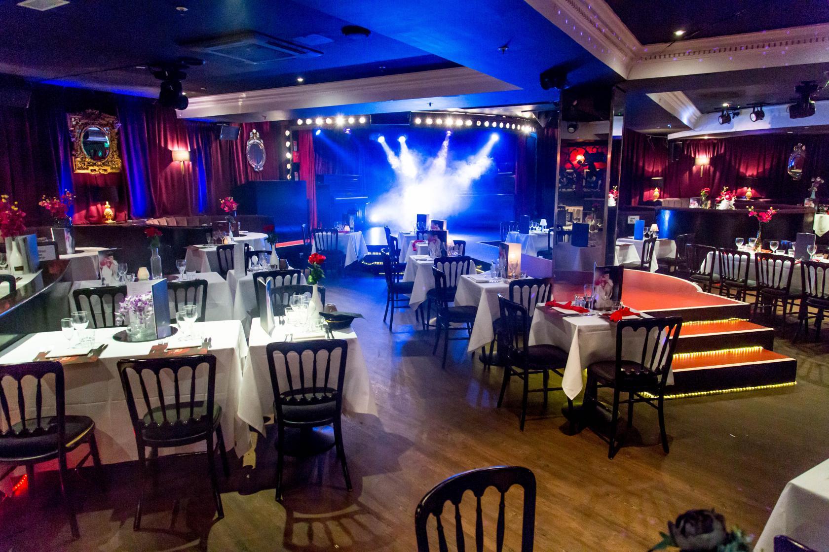 Proud Cabaret City Event Venue Hire London Tagvenue Com