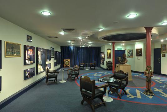 The Devant Room