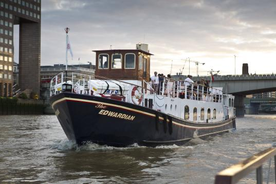 Edwardian – Thames Luxury Charters