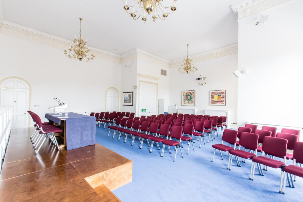 Wolfson room 10 11 carlton house terrace in london for 17 carlton house terrace london
