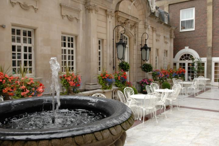 The Courtyard at Dartmouth House  #2