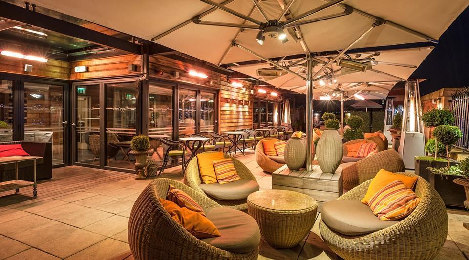 Rooftop Lounge Amp Playground Great John Street Hotel