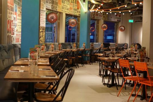 The Rio Restaurant @ The O2