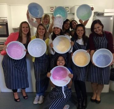 Hen Party Cookery Class