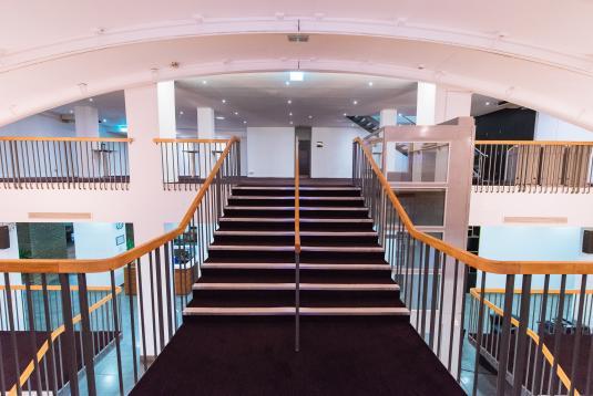 Foyer & Mezzanine