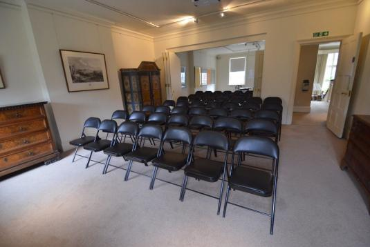 Video Room & Exhibition Room