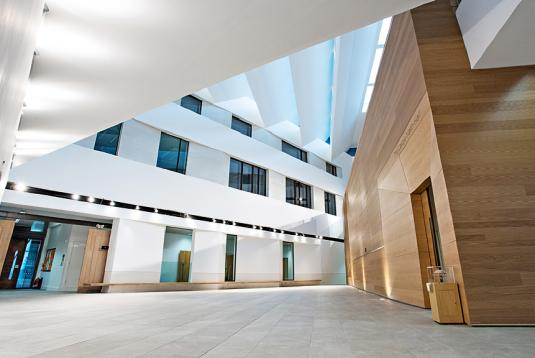 Oglesby Atrium