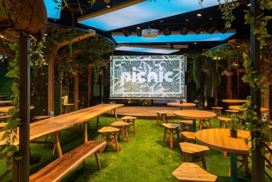 Picnic Urban Food Park - Event Venue Hire - Singapore ...