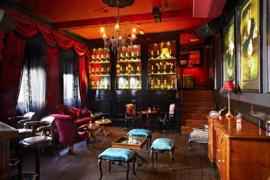 The Boudoir Bar