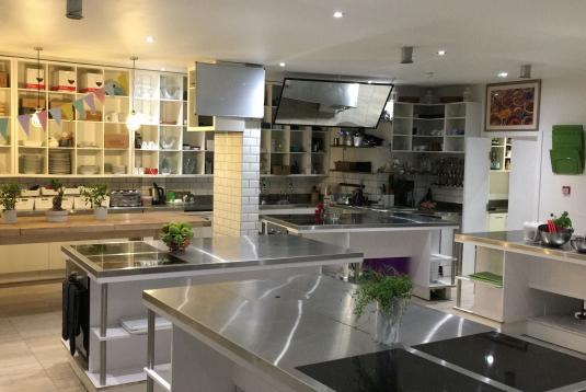 The Avenue Cookery School Event Venue Hire Wandsworth