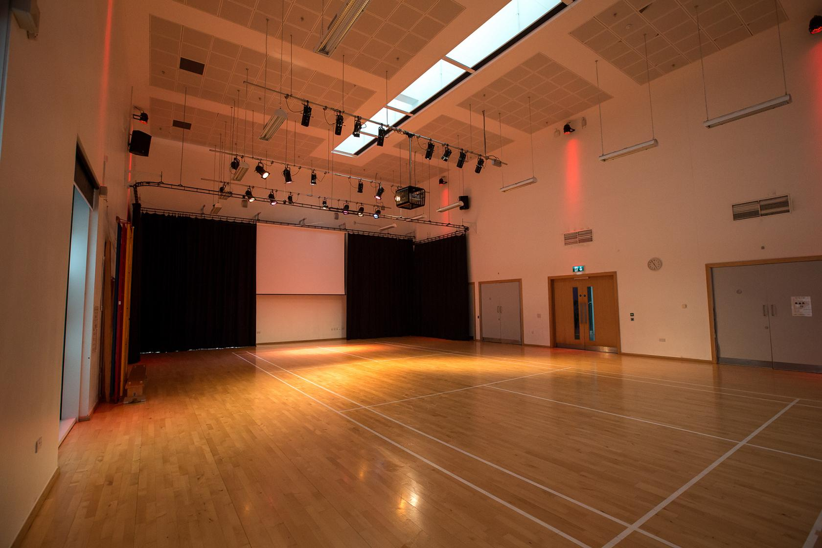 Main Hall The Deptford Lounge Event Venue Hire