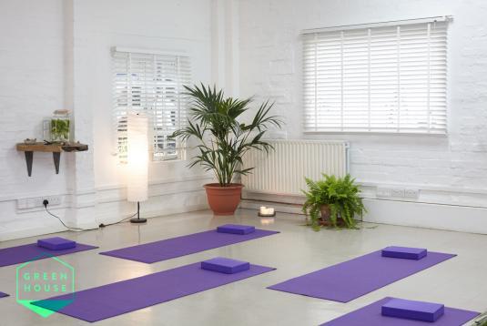 Seminar/ Yoga Room