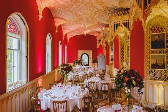 Terrace Room Dyrham Park Country Club Event Venue Hire