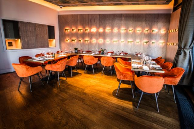 The Private Dining Room At Rotunda Bar And Restaurant 1