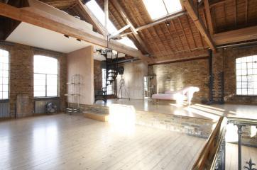 Main Studio at First Option Location Studio #3