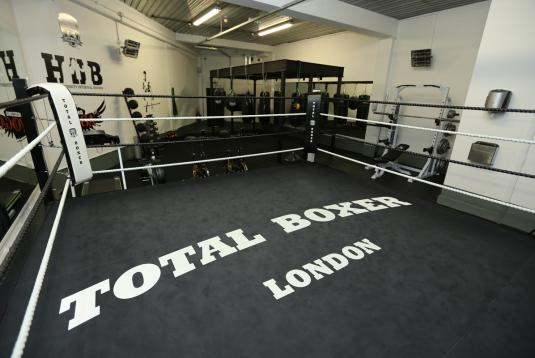 Boxing gym over two floors event venue hire london tagvenue