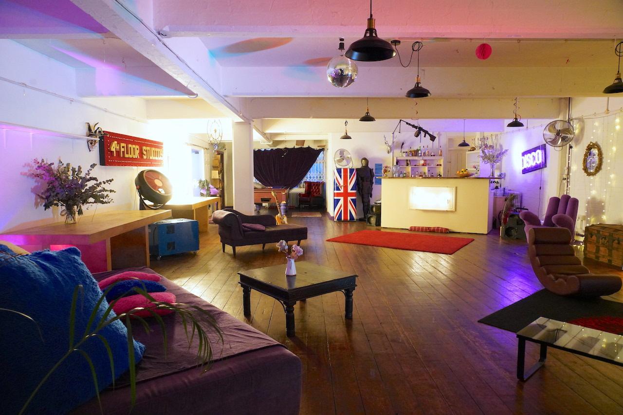 4th Floor Studios - Event Venue Hire