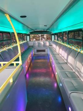 VIP BUS PARTY!