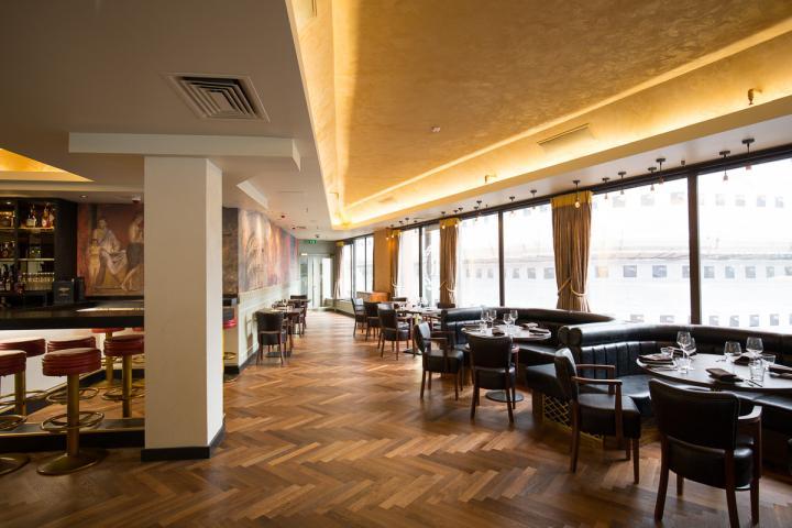 Restaurant at Roma #2