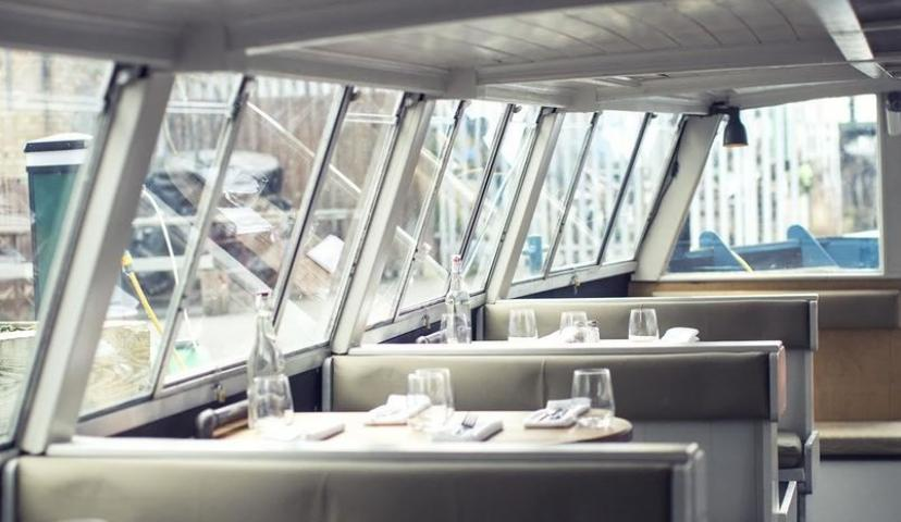 Vessel Cabin/Bar at Alfred Le Roy #2