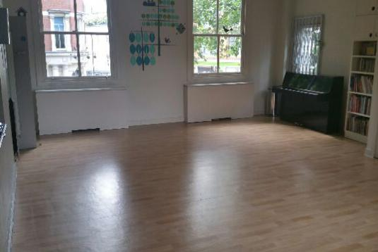 First Floor Training Room