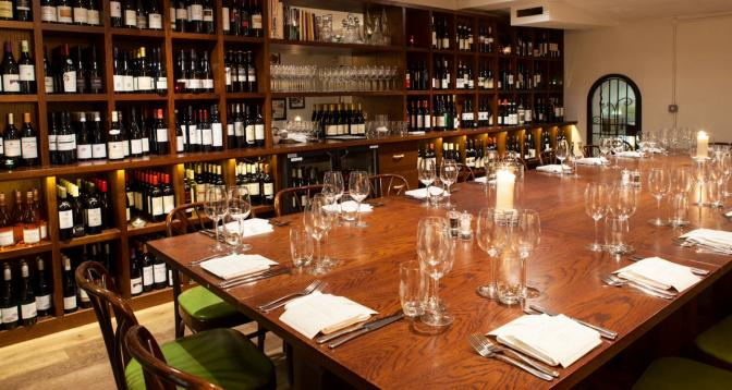 Vinoteca Marylebone For Private Venue Hire Prices