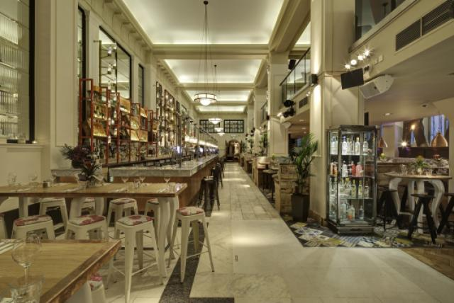 The Lutyens Bar At Revolution Leadenhall 1