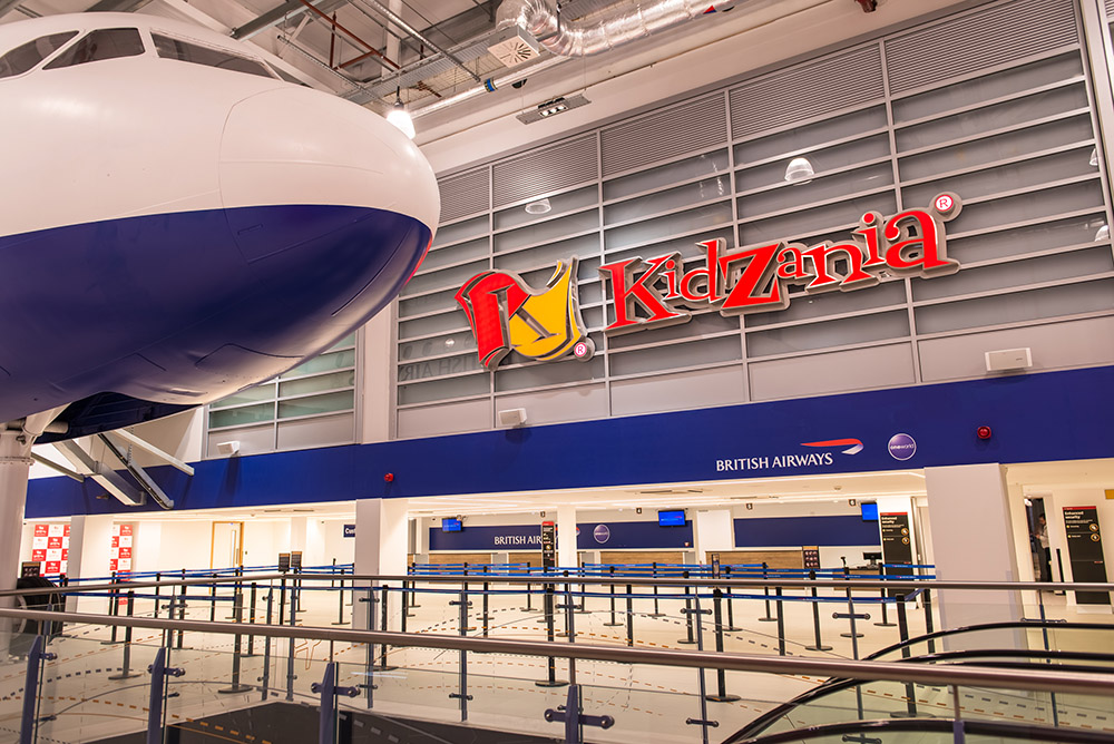 Kidzania London In London For Hire Best Prices Tagvenue