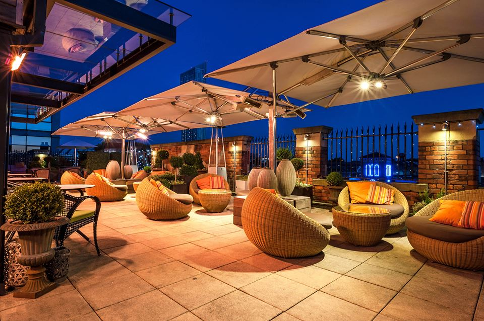Rooftop Lounge Amp Playground Great John Street Hotel