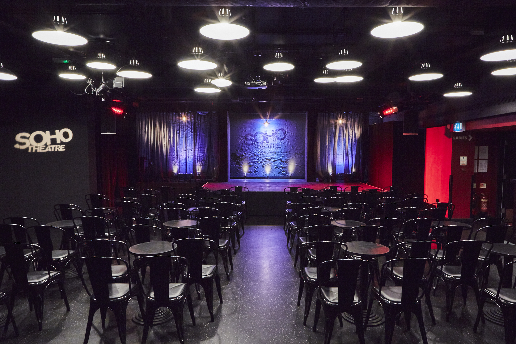 Downstairs Cabaret Soho Theatre Event Venue Hire