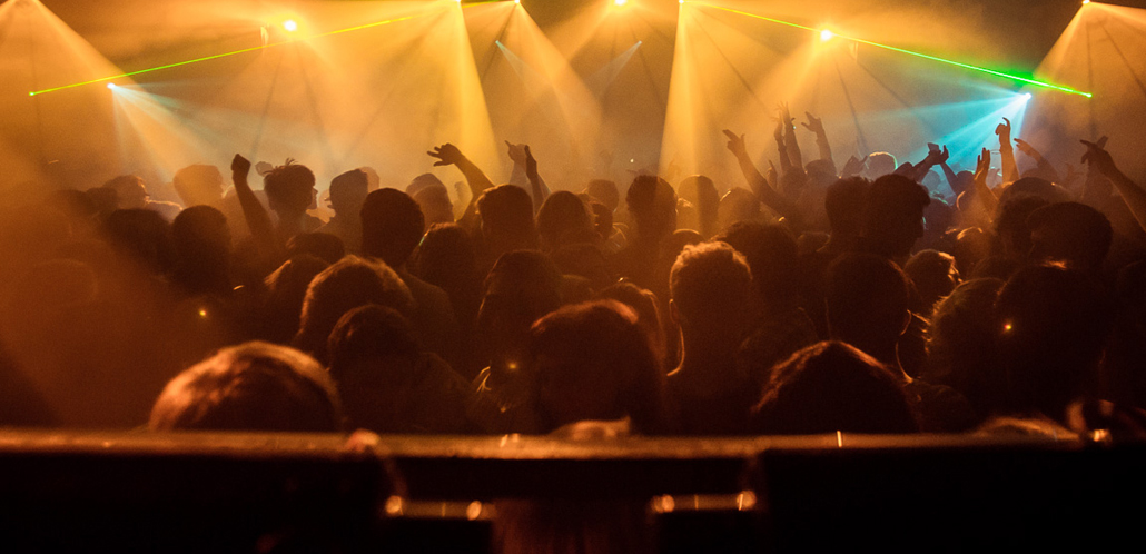Looking for a music venue by nature? Fabric is the place to go.